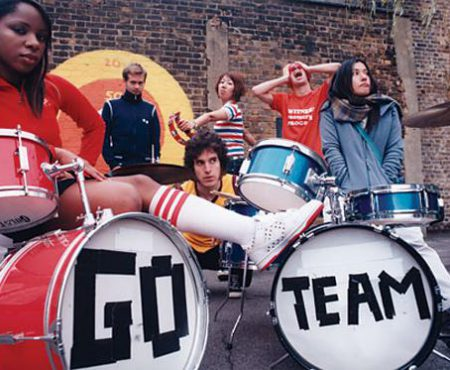 The Go! Team – Grip Like a Vice (Mojib Remix)
